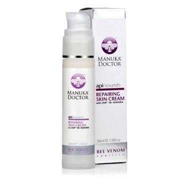 Giveaway! Manuka Doctor Repairing Skin Creams