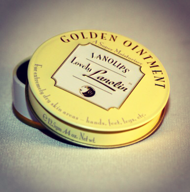 Lanolips Golden Ointment Tin