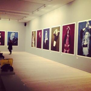 "Karl Lagerfeld ""The Little Black Jacket"" Exhibition"
