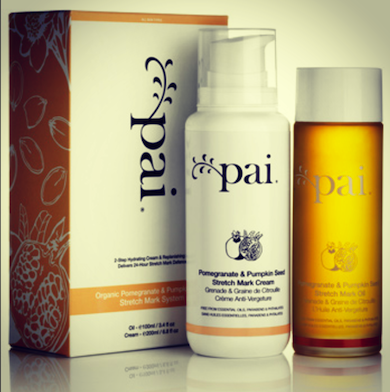 Pai's Natural & Gentle Stretch Mark System