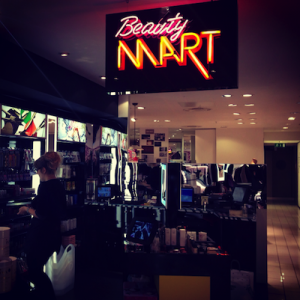 Harvey Nichols Beauty Mart