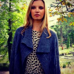 HUSH knitwear cardigan coat