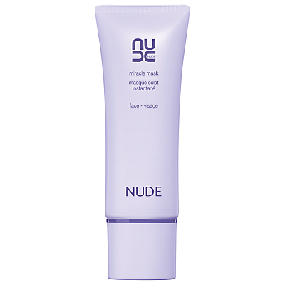 nude skincare miracle mask review