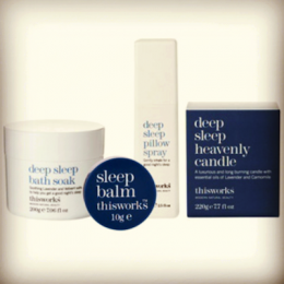 beauty blog sleep tips