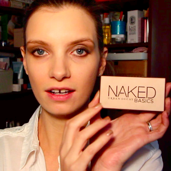 NEW: Urban Decay Naked Basics Palette