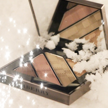 burberry shadow quad review