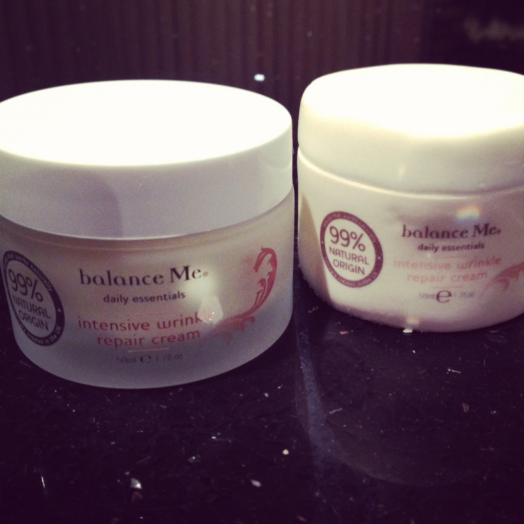 Balance Me Intensive Wrinkle Repair Cream Review