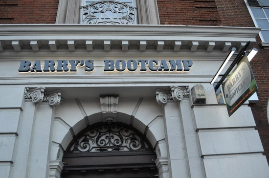 barrys bootcamp london