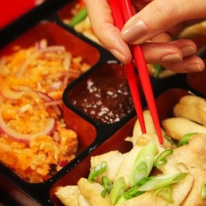 Recipes: Easy Japanese Bento Box