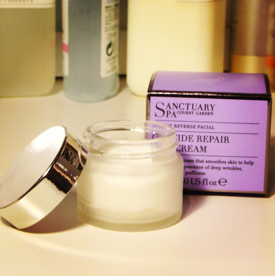 sanctuary eye cream