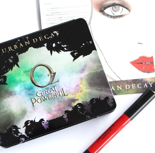 Disney Oz the Great and Powerful Makeup review