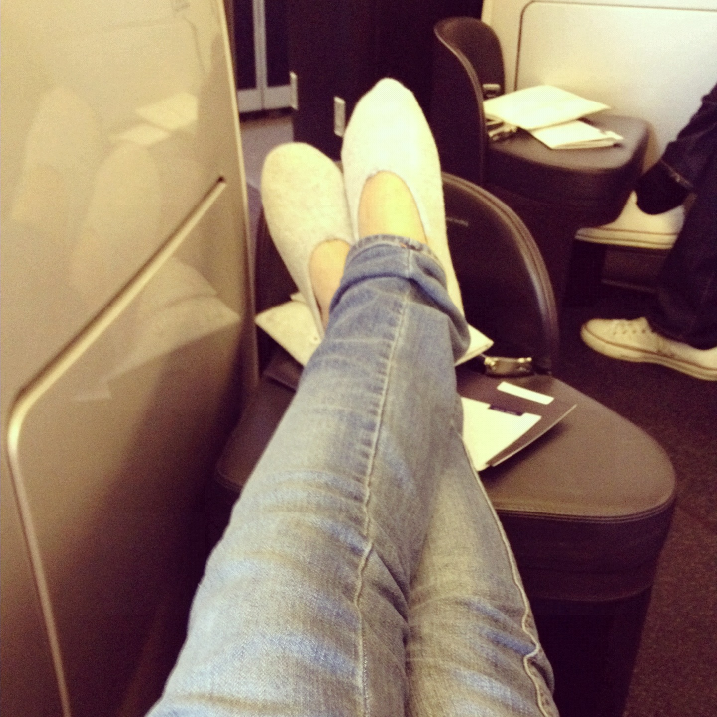 Extra Leg Room – Flight Heaven