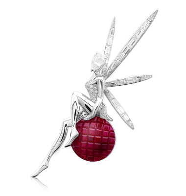 van cleef fairy jewellery