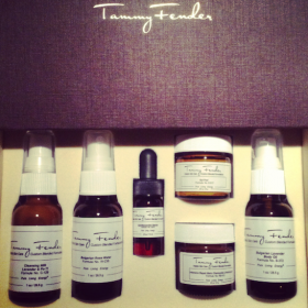 Testing: Tammy Fender Anti-Ageing Skincare
