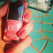 Lipgloss for the Nails: Dior Sparkling Shine