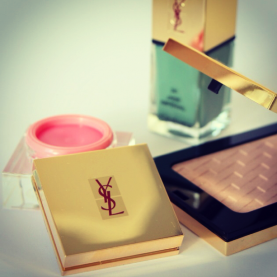 beauty review YSL spring 2013
