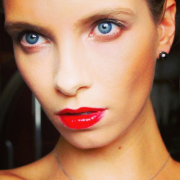 My New Look: The Bold Red Lip
