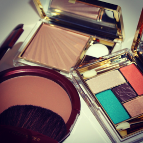 Este Lauder Bronze Goddess Collection 2013