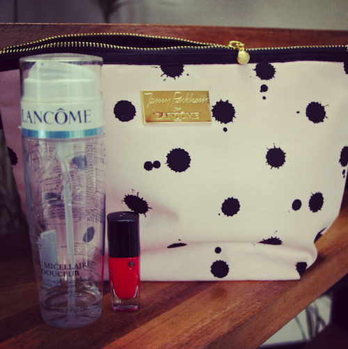 gift with purchase lancome