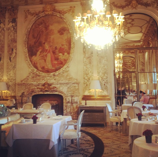 travel review hotel meurice