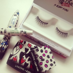 alber elbaz false lashes