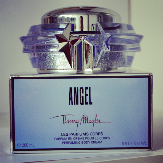 Thing of Beauty: Angel Perfumed Body Cream