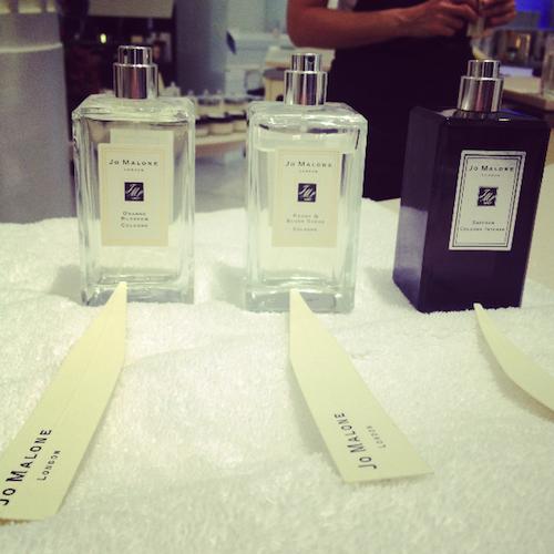 fragrance layering