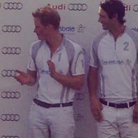prince harry polo uniform