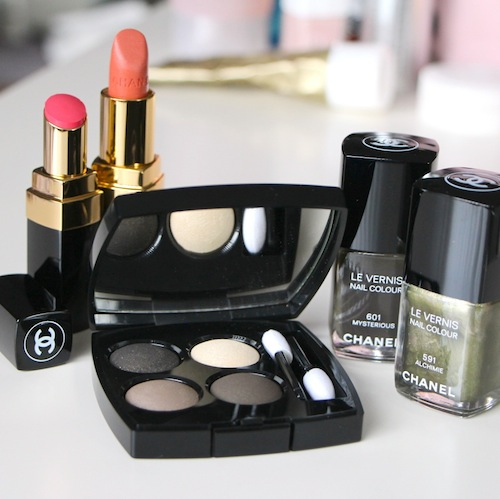makeup review chanel aw13