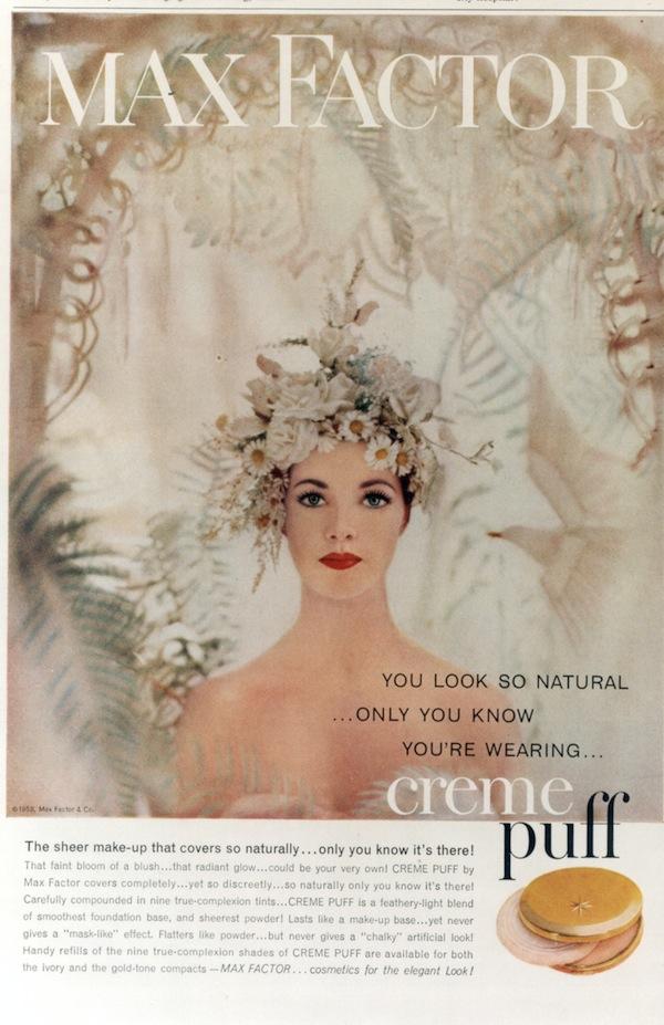 Influence of Advertisement on Women & the Attitude Toward Cosmetics
