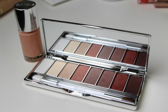Clinique All About Shadow Neutral Territory Palette Review
