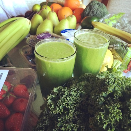 The Five Day Juice Detox: Thoughts