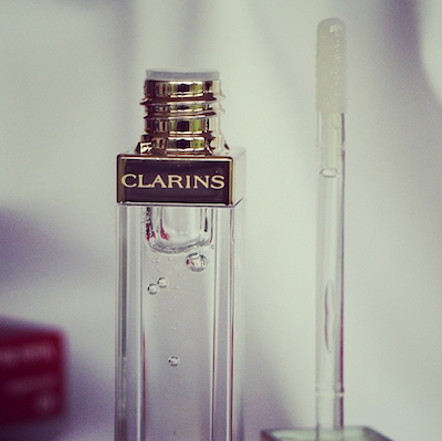 Thing of Beauty: Clarins Gloss Prodige in Crystal