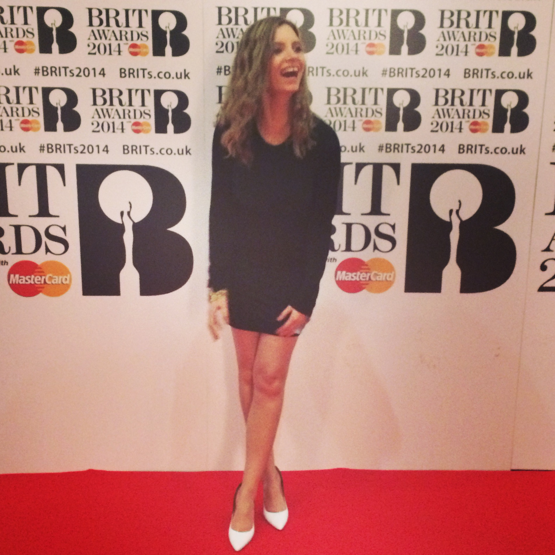 The Brit Awards with VO5: Crimping, Spanx and Celebrity Hair.