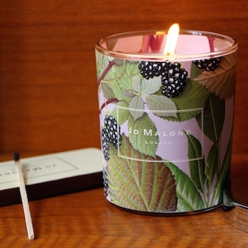 blackberry and bay jo malone candle review