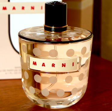 fragrance review new marni