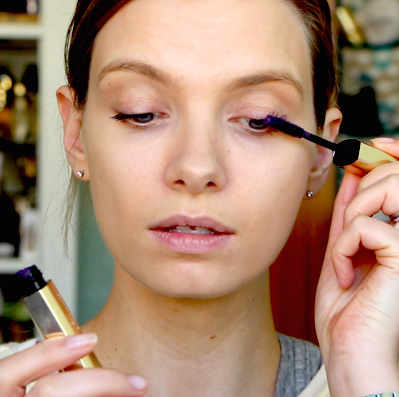 Beauty Reviews: Lancome Air de Teint, Clinique Feathering Mascara, Guerlain Maxi Lash