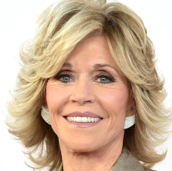 Jane Fonda Hairstyles Celebrity Hairstyles By