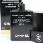 Chanel Velvet Foundation: Review and Skin Close-Ups