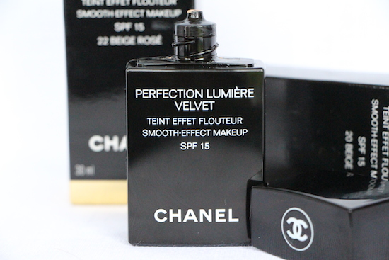 Foundation Review: Chanel Perfection Lumiere Velvet