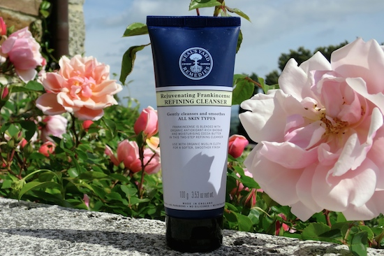 Frankincense Refining Cleanser: Luxe but Light