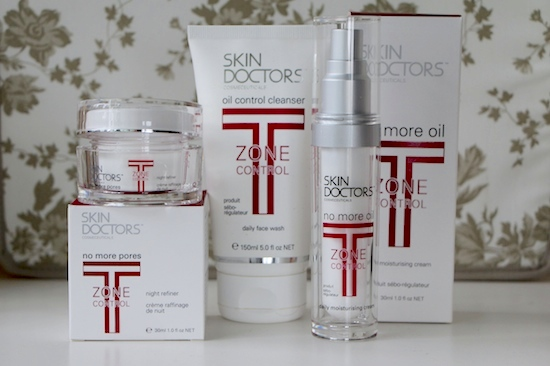 Skincare Review: T Zone Control for Oily and Combination Skin