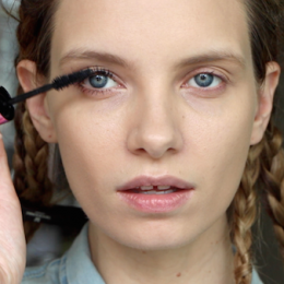 face makeup review video