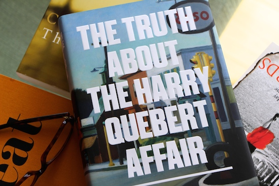 The Truth About The Harry Quebert Affair.