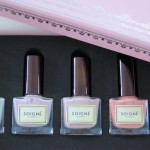 Too Pretty: Soigné Nail Polishes