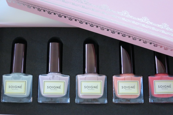 pretty nail polish packaging