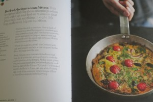 The Bread-Free Breakfast: Herbed Mediterranean Frittata