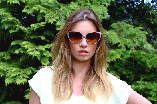 Sunglasses Island  river island claudia sunglasses at asos