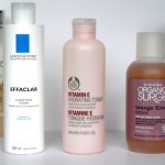 Alcohol-Free Toners and Effaclar Testers