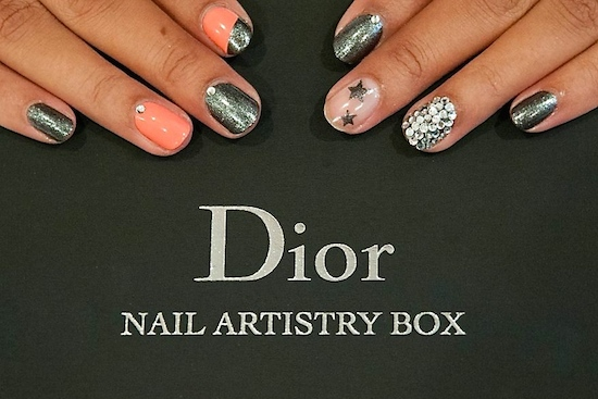 Dior Nail Art Kit Marthas Nail Designs